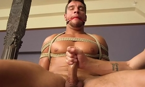 Edging dom jerking studs dick