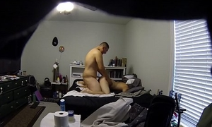 Spanish cock Hidden cam first time