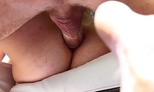 Big cock twink top Cory plows hot bubble butt bottom boy Ben for CockyBoys