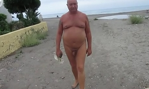 naked Russian with shed weight dick in spain