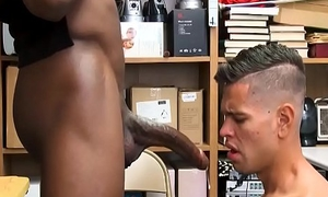 Interracial Elated Shoplifting Sex