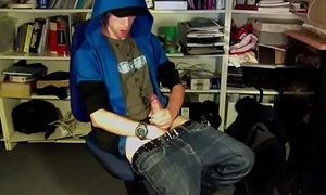 Danish Denmark Blond Teenboy'_s Messy SEMEN To the max