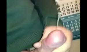 Masturbrate little shaver cum