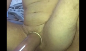 Pumped big cock and big dildo yon the ass