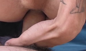 Juvenile Spanish Latino Bad Boy With Tattoos Sex With Stranger For Cash With Video Camera POV