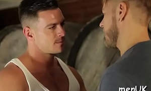 Horny studs love making out in the ass in such crazy hardcore scenes