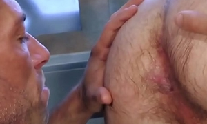 Horny Guy Gets Fucked in the Ass
