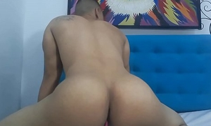 Gustoso culo colombiano webcam